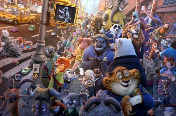 Zootropolis: personaggi e doppiatori del film animato