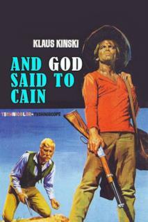 Poster E Dio disse a Caino…