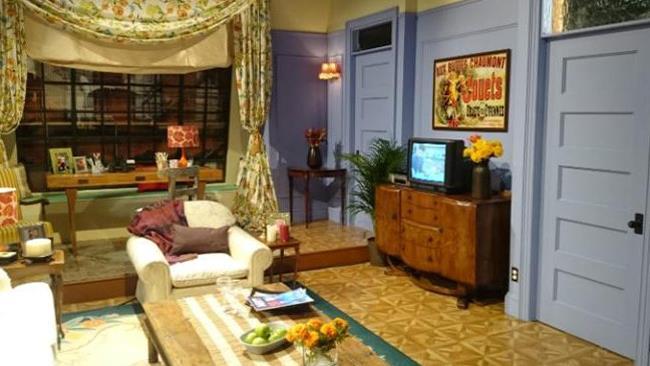 L'appartamento di Monica e Rachel, tour FriendsFest 2015