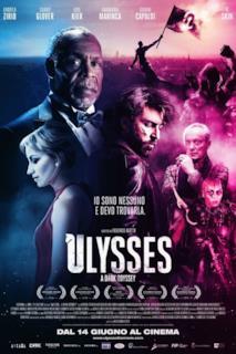 Poster Ulysses - A Dark Odyssey