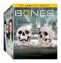 Bones: La serie completa