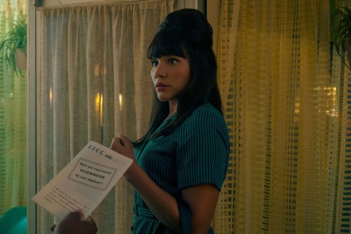 Allison in The Umbrella Academy 2