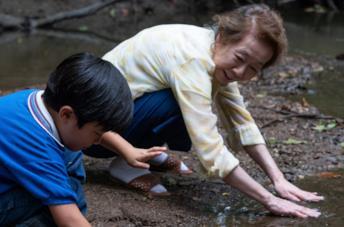 David e la nonna al torrente