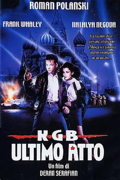 Poster KGB - Ultimo atto