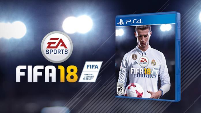 FIFA 18 in uscita il 29 settembre