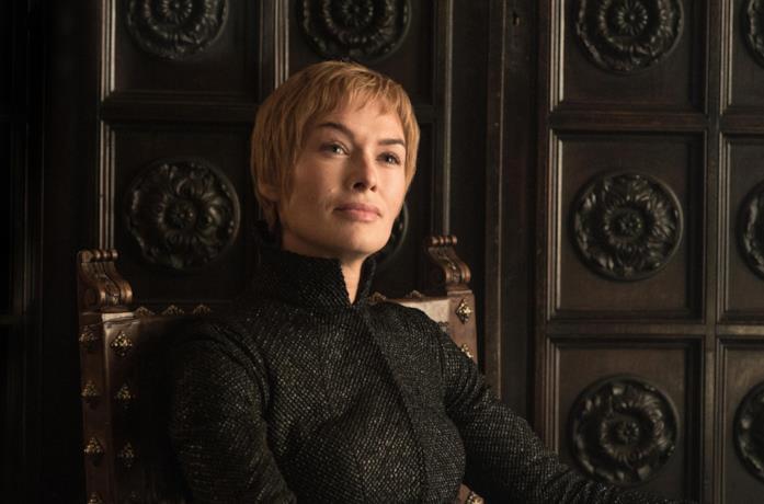 Lena Headey è Cersei in Game of Thrones