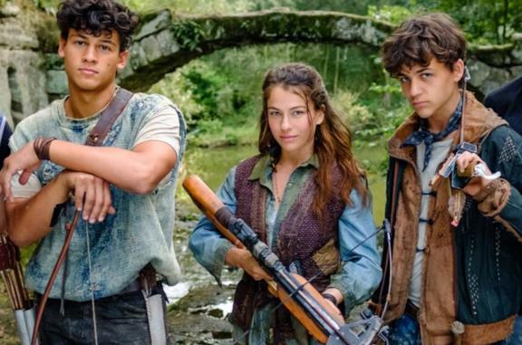 Tribes of Europa: Netflix ci porta nel 2074 con il teaser trailer ufficiale