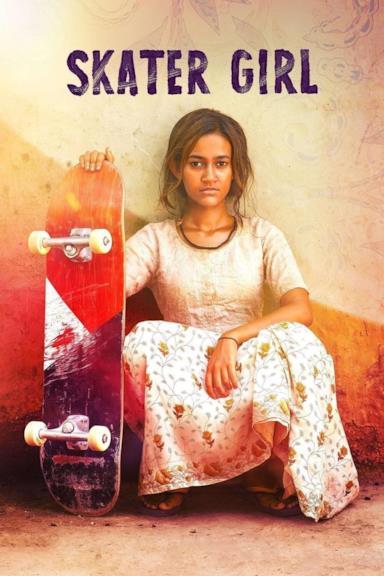 Poster Skater Girl