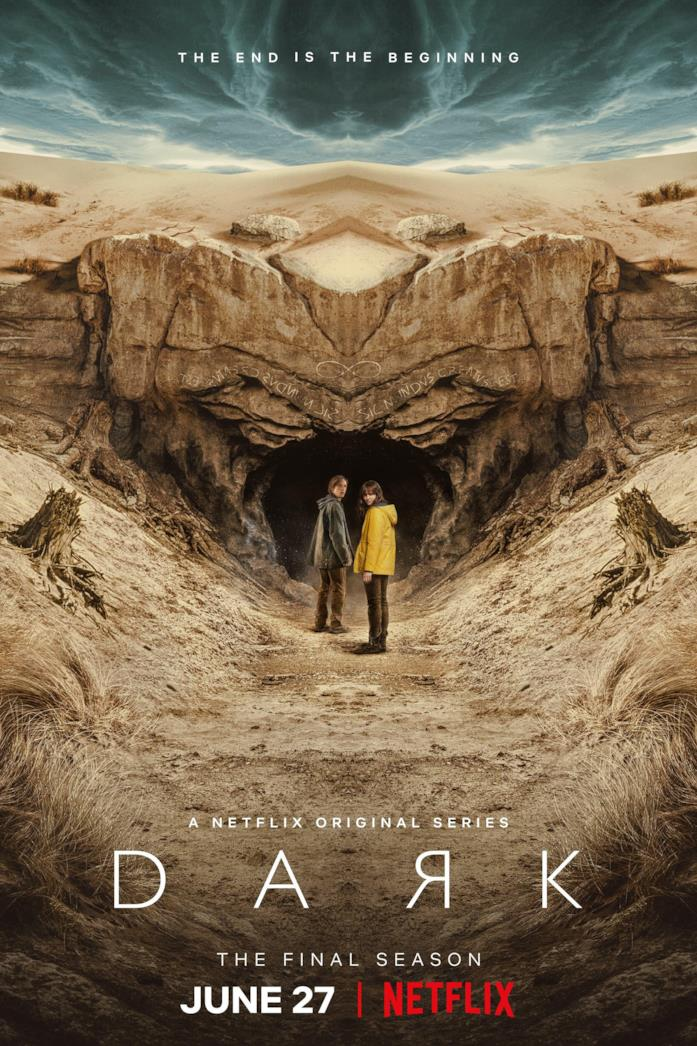 Dark 3: poster