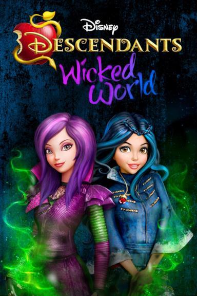 Poster Descendants: Wicked World