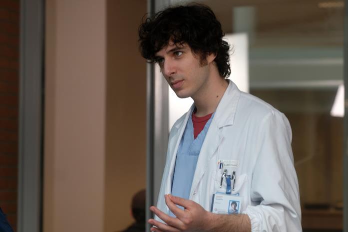 Pierpaolo Spollon come Riccardo in Doc - Nelle tue mani