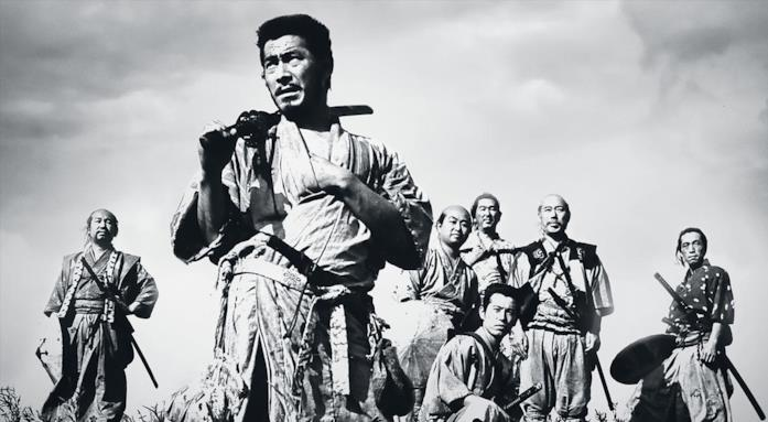 Sette samurai Kurosawa