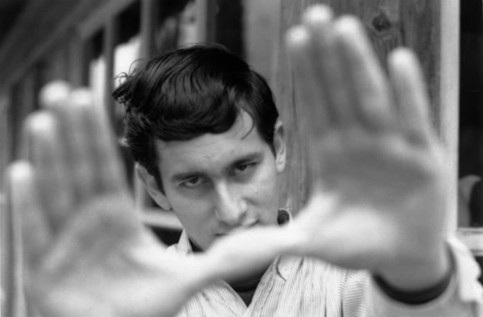 Un giovane Steven Spielberg