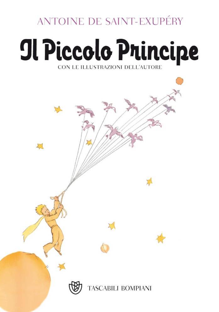 romanzo Il piccolo principe
