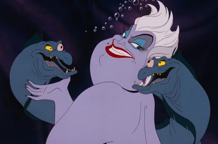 Ursula è il villain de La sirenetta