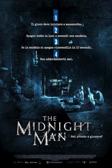 Poster The Midnight Man