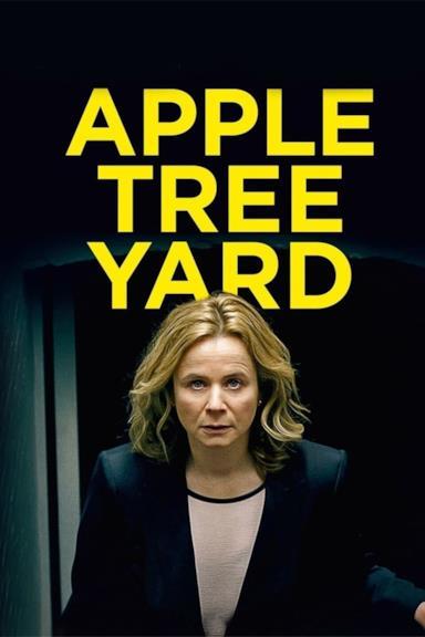 Poster Apple Tree Yard - In un vicolo cieco
