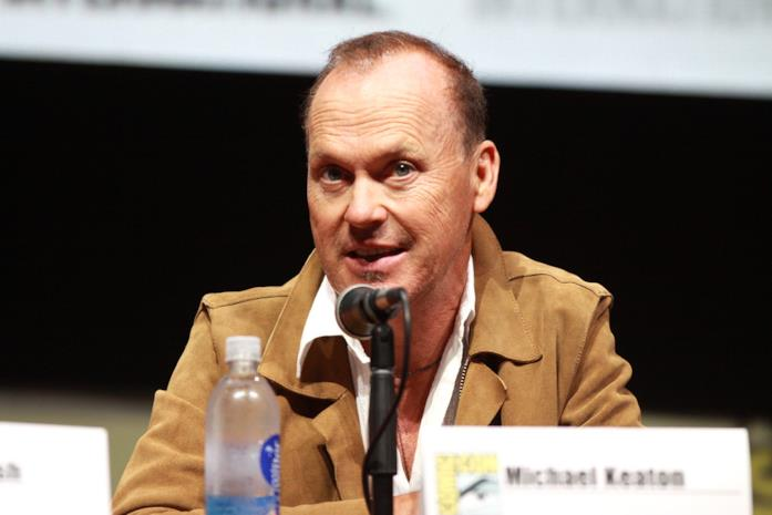 Michael Keaton in Spider-Man: Homecoming