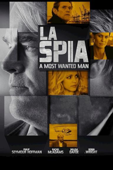 Poster La spia - A Most Wanted Man