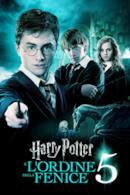 Poster Harry Potter e l'ordine della fenice