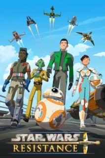 Poster Star Wars: Resistance