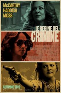 Poster Le regine del crimine