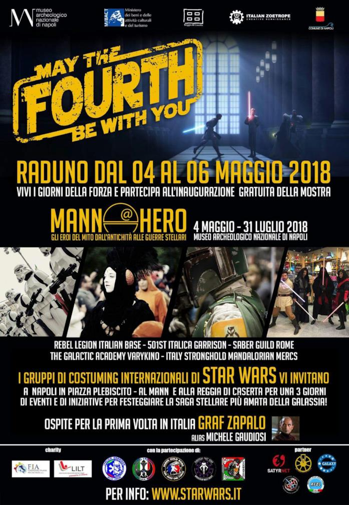 Star Wars Day 2018: la locandina
