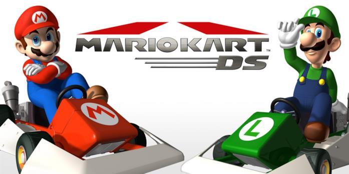 Mario Kart DS, il miglior videogame per Nintendo DS