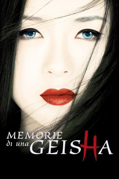 Poster Memorie di una geisha