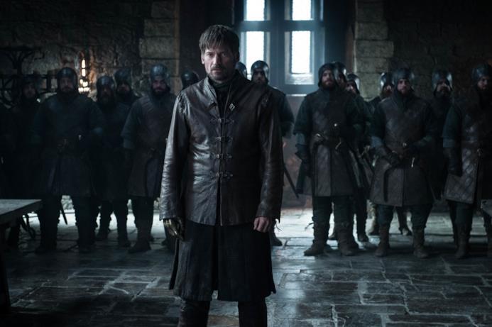 Jaime Lannister in GoT 8x02