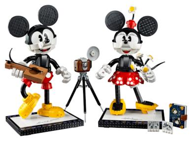 LEGO - Mickey Mouse & Minnie Mouse