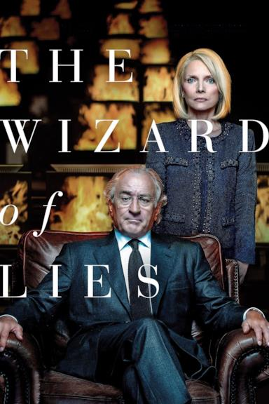 Poster The Wizard of Lies