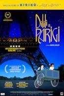 Poster Dilili a Parigi