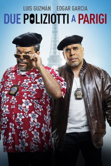 Poster Due Poliziotti a Parigi