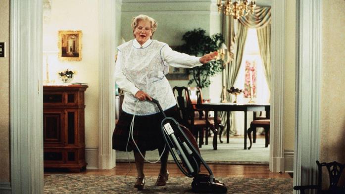 Robin Williams nel film