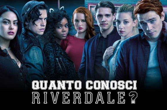 Quanto conosci Riverdale?