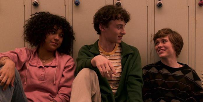 Sydney, Stanley e Dina, i personaggi principali di I Am Not Okay With This