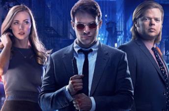 I protagonisti della prima stagione di Daredevil