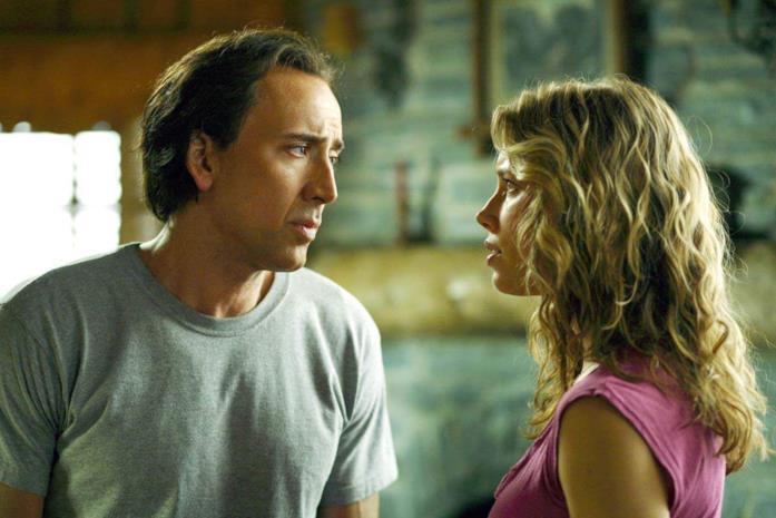 Nicolas Cage e Jessica Biel