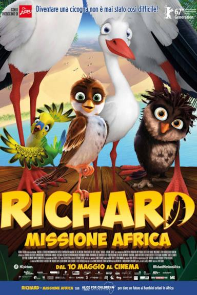 Poster Richard - Missione Africa