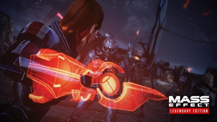 Mass Effect Legendary Edition include i tre capitoli originali rimasterizzati