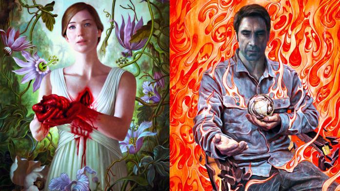 Madre: il cuore della protagonista nei character poster