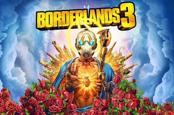 Borderlands 3 cover del gioco
