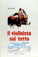 Poster Il violinista sul tetto