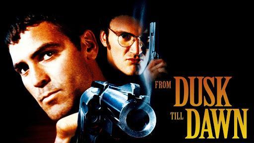 Tarantino e Clooney in Dal Tramonto all'alba