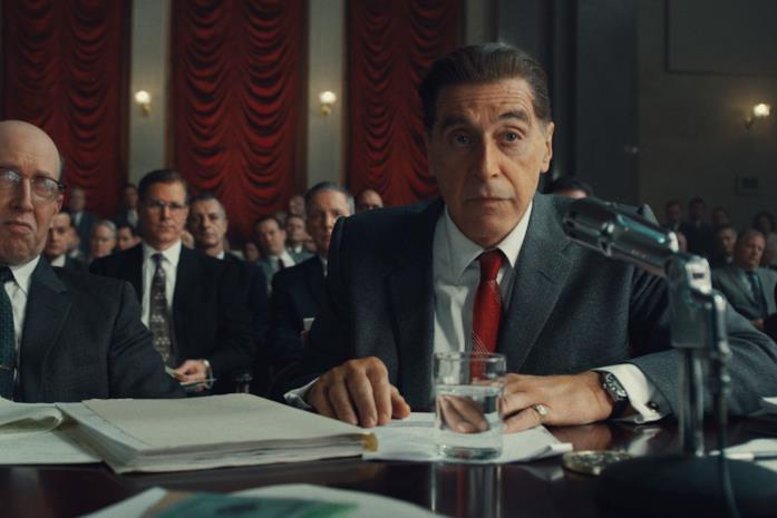Al Pacino in una scena del film