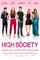 Poster High Society - Quando gli opposti si attraggono