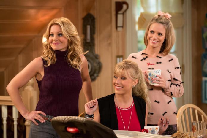 Le amiche di mamma, una scena con le protagoniste
