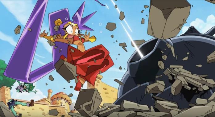 Shantae Studio Trigger