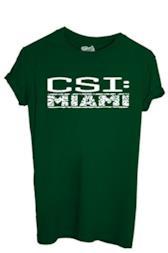 T-Shirt CSI Miami